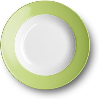 Dibbern Spaghetti-Teller 31 cm Fahne Solid Color Maigrün