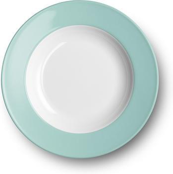Dibbern Spaghetti-Teller 31 cm Fahne Solid Color Türkis