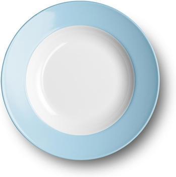Dibbern Spaghetti-Teller 31 cm Fahne Solid Color Hellblau