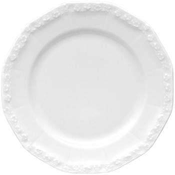 Rosenthal Maria Brotteller 17 cm weiß