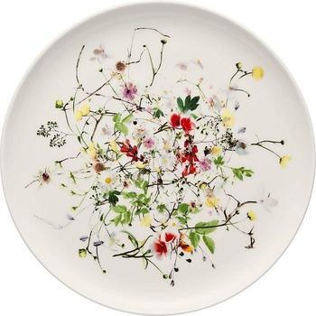 Rosenthal Selection Brillance Fleurs Sauvages Brotteller 18 cm