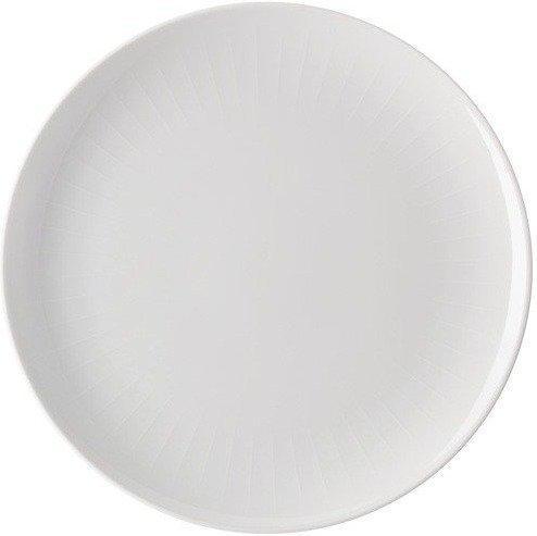 Arzberg Joyn Teller flach 27 cm weiß