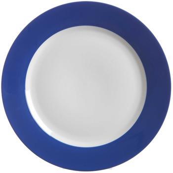 Ritzenhoff & Breker Speiseteller 27 cm Doppio indigo-blau