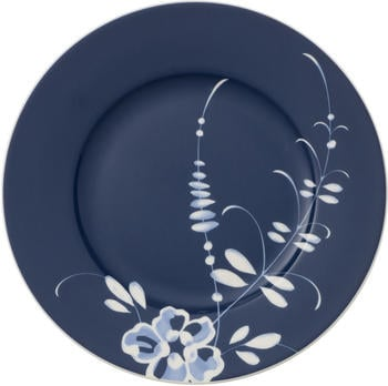 Villeroy & Boch Alt Luxemburg Brindille Frühstücksteller Blau 22 cm