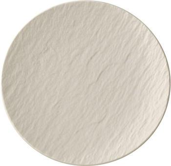 Villeroy & Boch Manufacture Rock Blanc Brotteller 16 cm