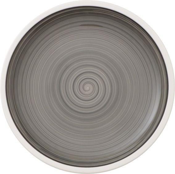 Villeroy & Boch Manufacture gris Brotteller 16 cm grau