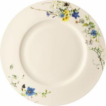 Rosenthal Brillance Fleurs des Alpes Speiseteller/Fa 28 cm