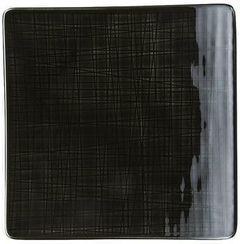 Rosenthal Mesh Colours Forest Teller quadratisch flach 17 cm