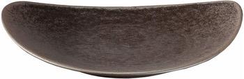 ASA Cubamaro Brotteller marone 16 cm B 13 cm