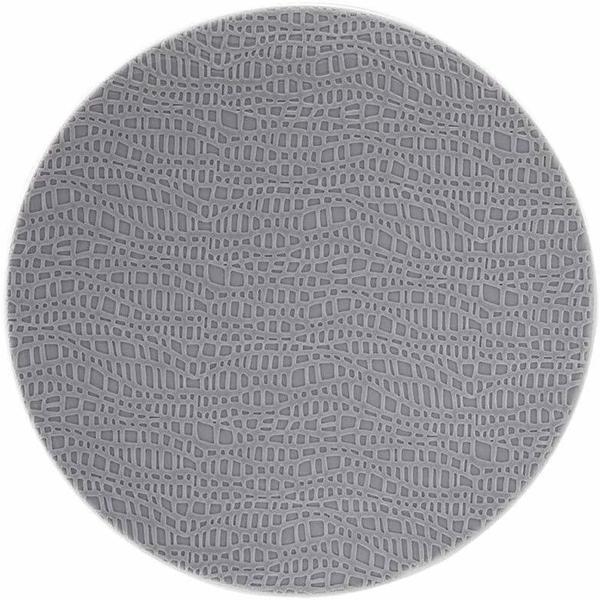 Seltmann Weiden L Fashion Brotteller 16,5 cm elegant grey