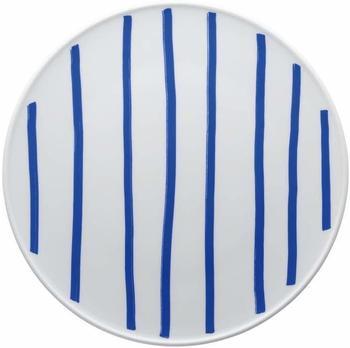 thomas-ono-friends-speiseteller-27-cm-blue-lines