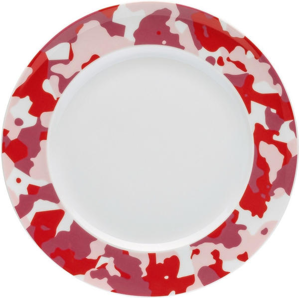 Thomas Sunny Day Camo Red Frühstücksteller 22 cm