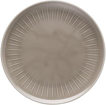 arzberg-joyn-grau-teller-flach-24-cm
