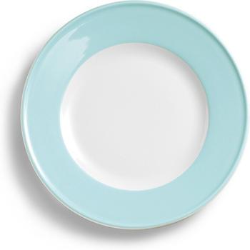 Dibbern Solid Color Speiseteller 28 cm Eisblau