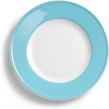 Dibbern Solid Color Speiseteller 28 cm hellblau
