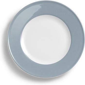 Dibbern Solid Color Speiseteller 28 cm Grau