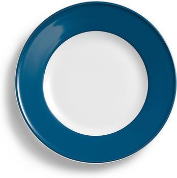 Dibbern Solid Color Speiseteller 28 cm Pazifikblau