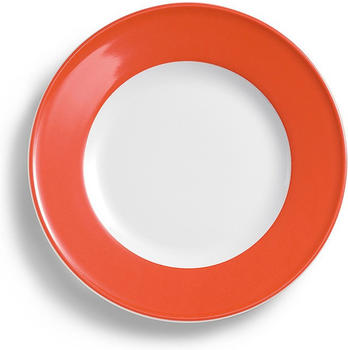 Dibbern Solid Color Speiseteller 28 cm Koralle