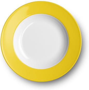 Dibbern Spaghetti-Teller 31 cm Fahne Solid Color Sonnengelb