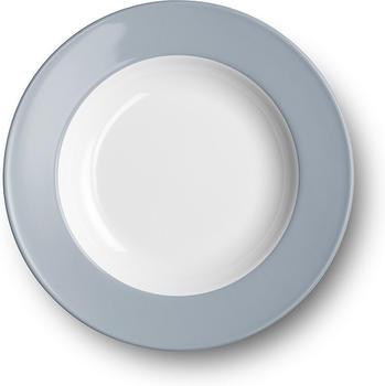 Dibbern Spaghetti-Teller 31 cm Fahne Solid Color Grau