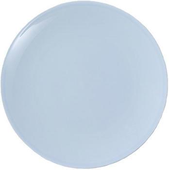 Dibbern Teller flach 32 cm Pastell Hellblau