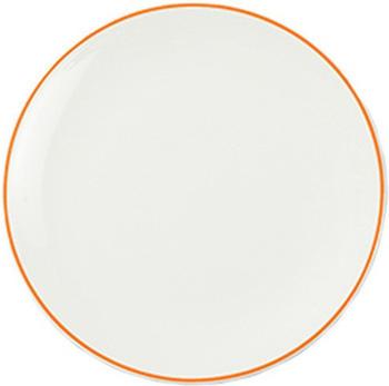 Dibbern Teller Flach 16 cm Simplicity Orange