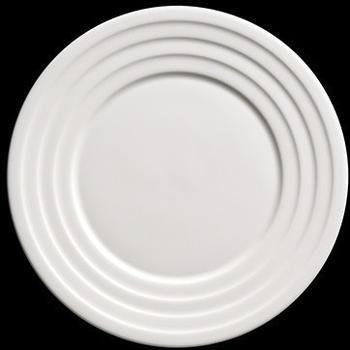 Dibbern Teller Flach 17 cm Fine Dining relief