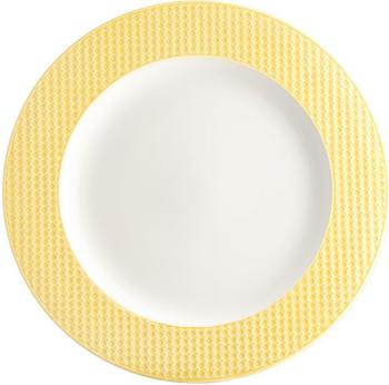 Ambition Dessertteller Nordic 21,5 cm gelb AMBITION