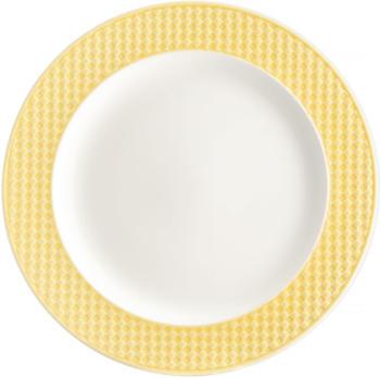 Ambition Speiseteller Nordic 27,5 cm gelb AMBITION
