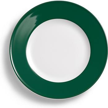 Dibbern Solid Color Speiseteller 31 cm Fahne Tannengrün