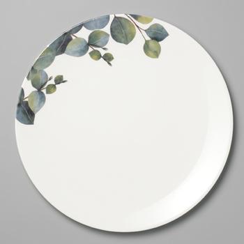 dibbern-teller-flach-28-cm-eukalyptus
