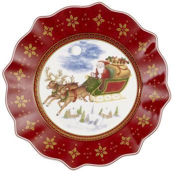 Villeroy & Boch Annual Christmas Edition Jahresteller 2018