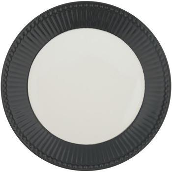 Greengate Alice Teller dark grey 23,5 cm