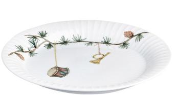 Kähler Hammershoi Jul Weihnachtsteller 19 cm