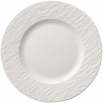 Villeroy & Boch Manufacture Rock Blanc Frühstücksteller 22 cm