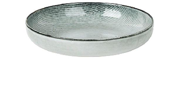 Broste Copenhagen Nordic Sea tiefer Teller 22,5 cm