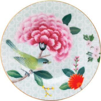 PiP Studio Blushing Birds Gebäckteller weiß 12 cm
