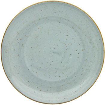 CreaTable Speiseteller Vintage Nature stein 25 cm