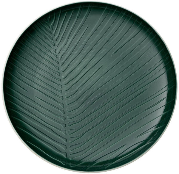 Villeroy & Boch it's My Match Teller Leaf (24 cm) green