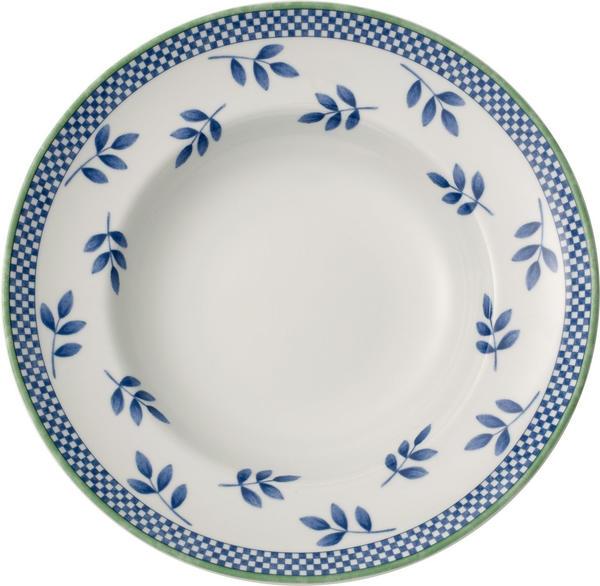 Villeroy & Boch Switch Pastateller weiß/blau (30 cm)