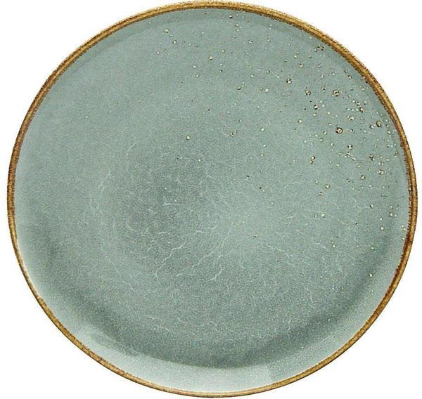 CreaTable Dessertteller Nature Collection 21 cm (6er Set) grau
