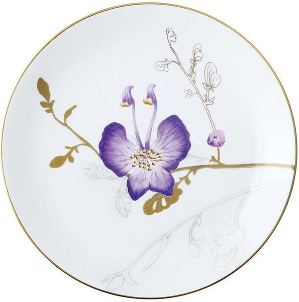 Royal Copenhagen Flora Teller Veilchen (22 cm)