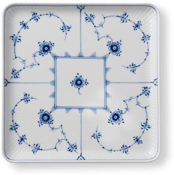 royal-copenhagen-musselmalet-quadratischer-teller-20-x-20-cm
