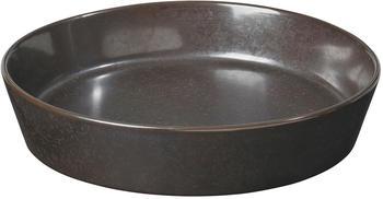 broste-copenhagen-esrum-suppenteller-night-grau-braun-19-cm