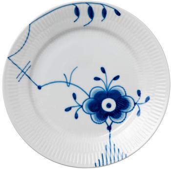 Royal Copenhagen Musselmalet Mega Teller blau 6 (19 cm)