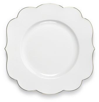 PiP Studio Royal White Frühstücksteller (23,5 cm)