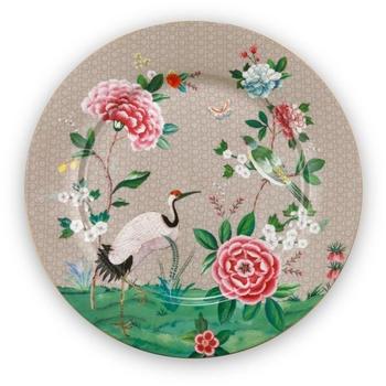 PiP Studio Blushing Birds Platzteller (32 cm) khaki