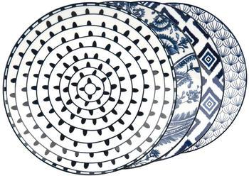 Waechtersbach My colour is blue Essteller 20 cm (4er-Set)