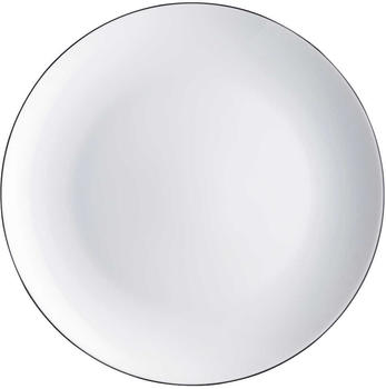 arzberg-porzellan-cucina-colori-black-speiseteller-26-cm