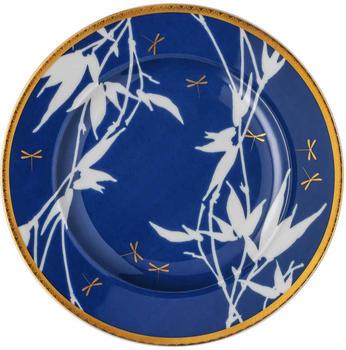 Rosenthal Heritage Turandot blue Brotteller (18 cm)